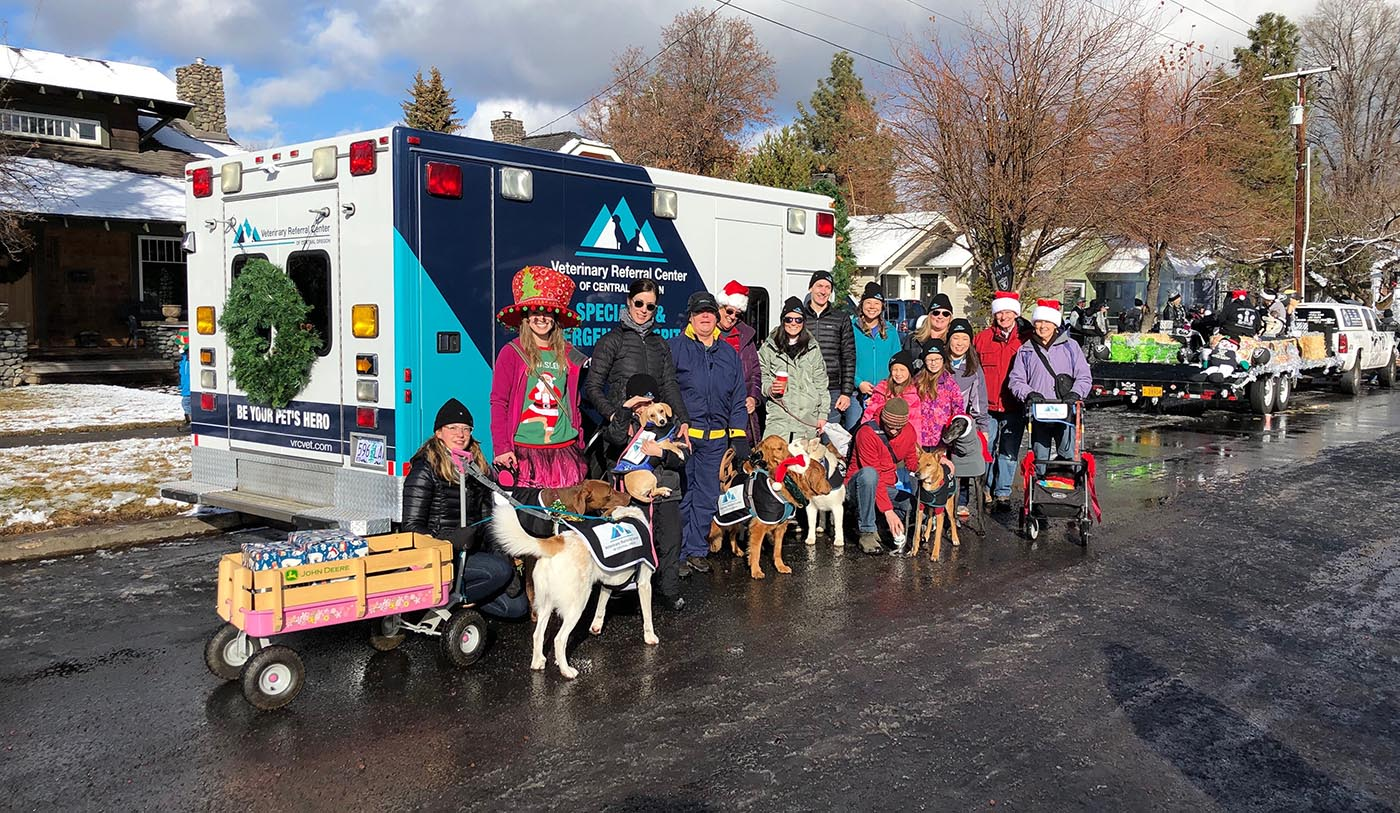 2018 Bend Christmas parade
